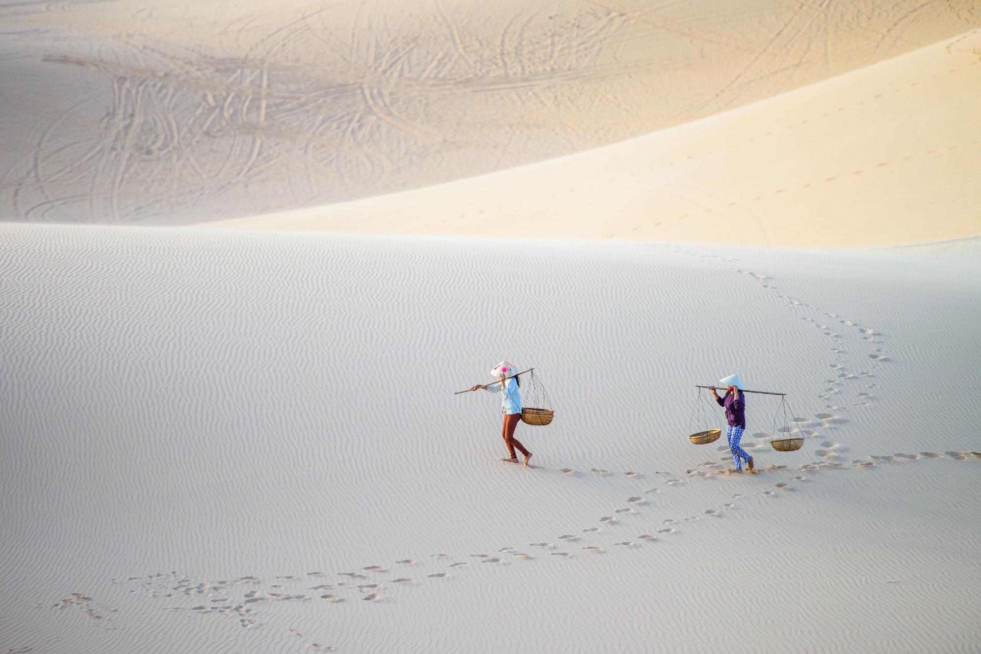 dune sable mui ne