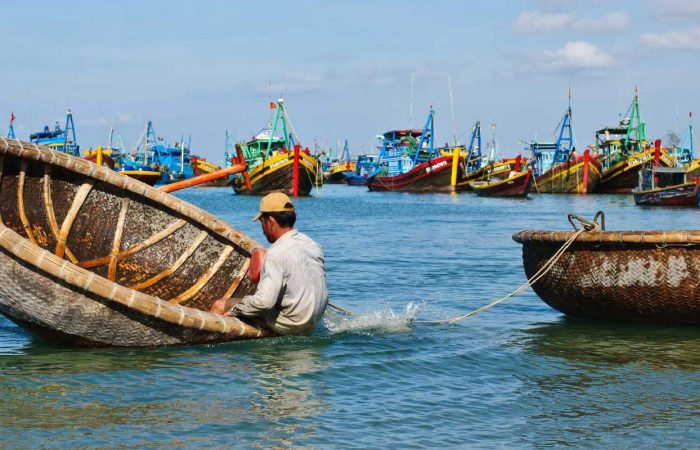 Nha Trang bateaux