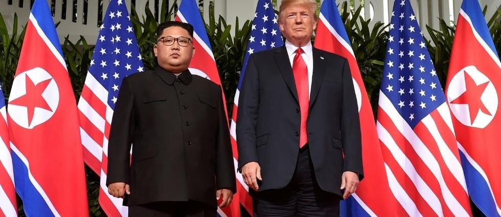 Rencontre Trump Kim Jong Un