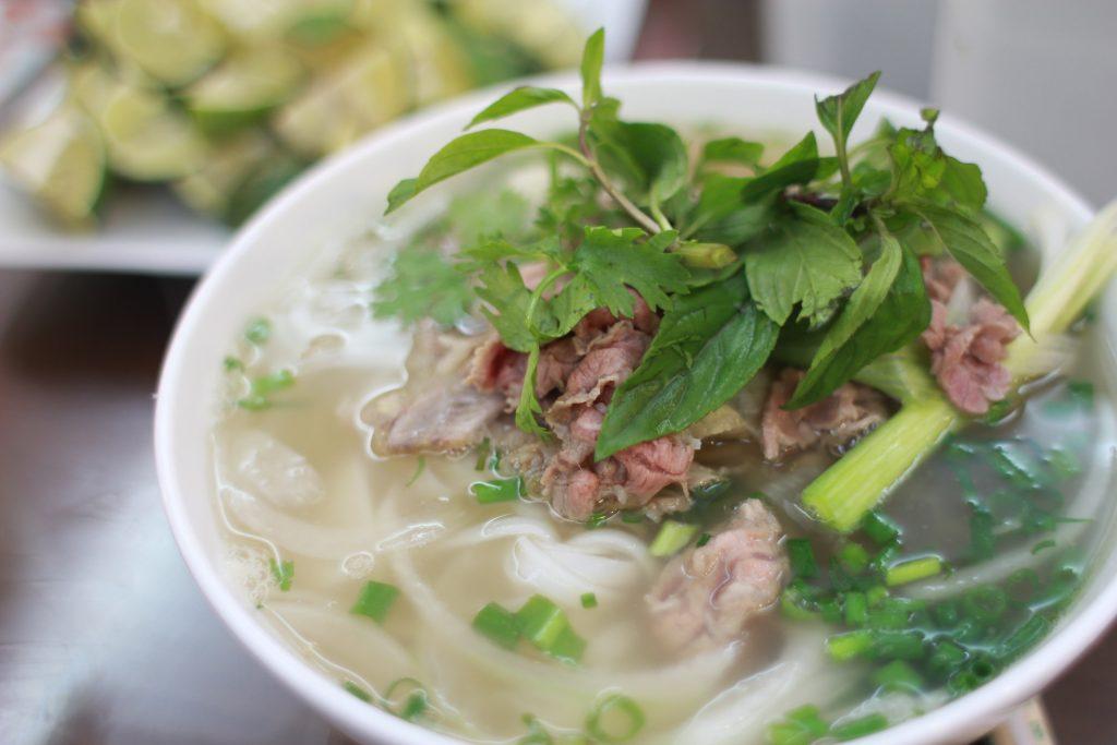 gastronomie Vietnam pho